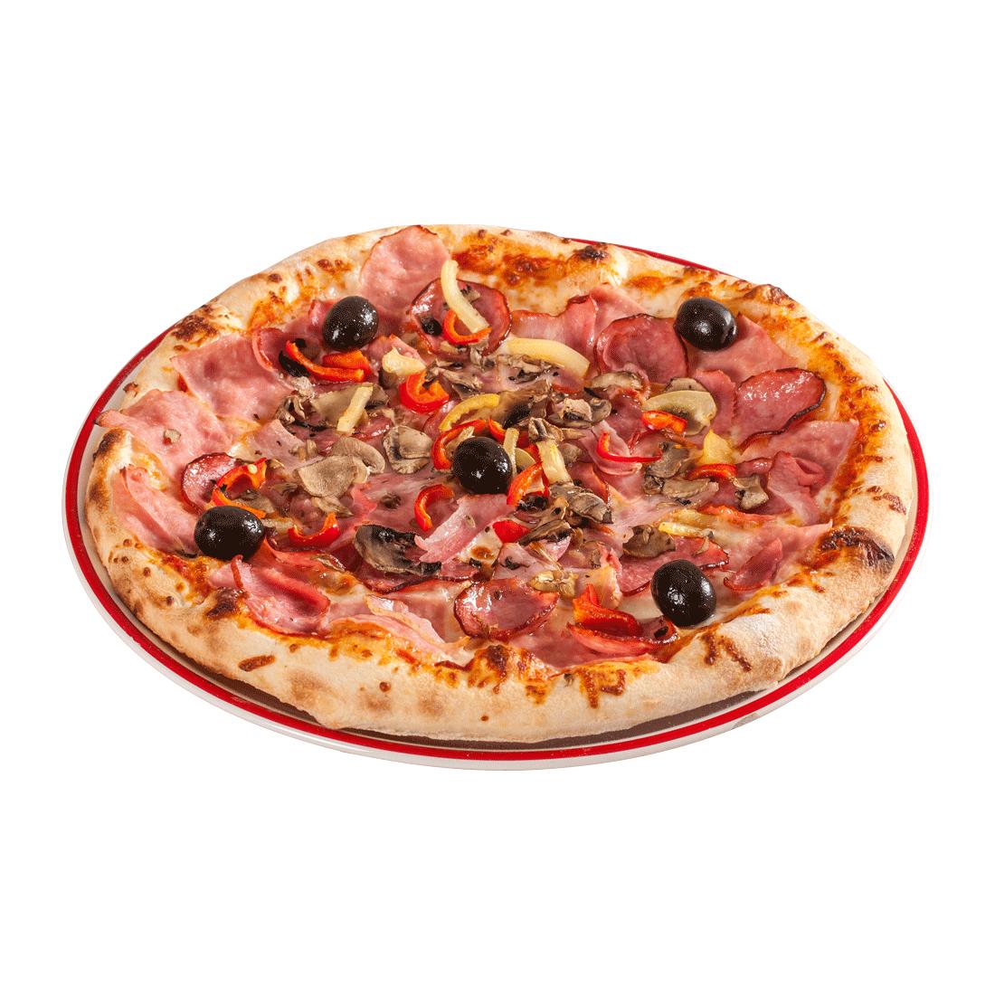 Pizza Medie